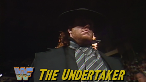 1990: The Undertaker's debut