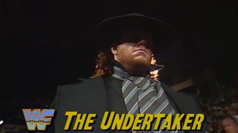 1990: The Undertaker's debut