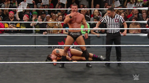 Bobby Roode defeated Tye Dillinger