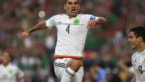 Now: Rafael Marquez