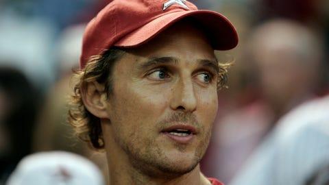 2005 - Matthew McConaughey