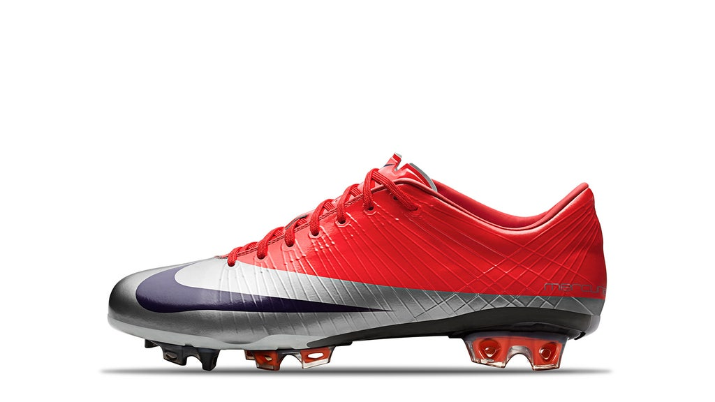 All of the boots Cristiano Ronaldo wore for his 30 biggest
