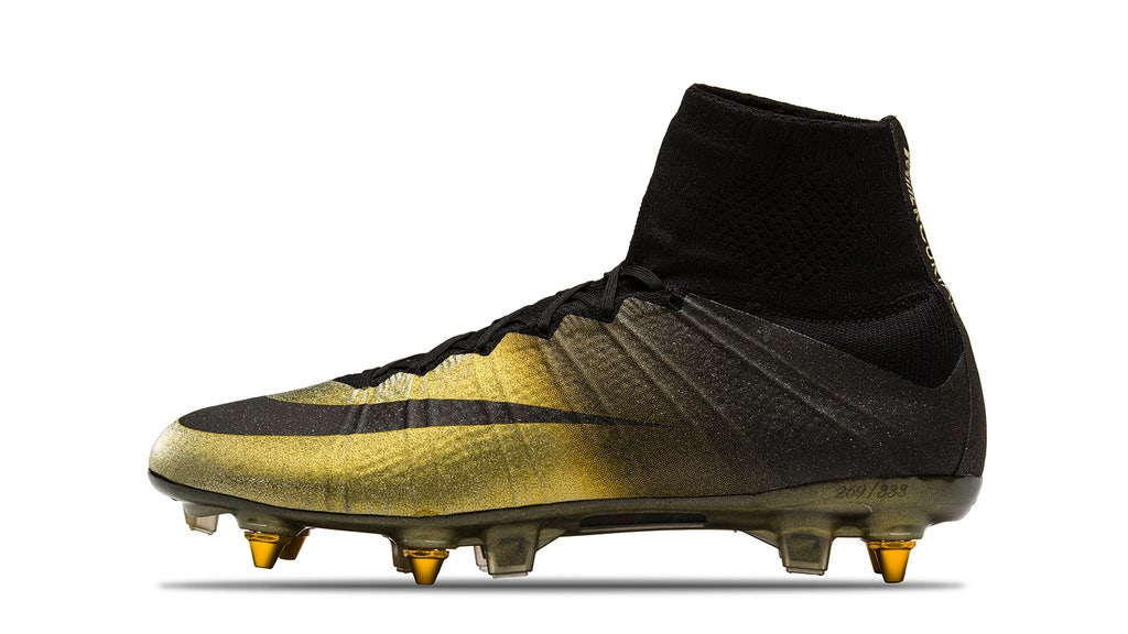 f25acece50d All of the boots Cristiano Ronaldo wore for his 30 biggest moments ...