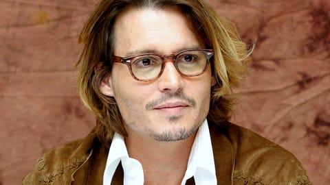 2003 - Johnny Depp