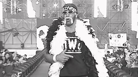 Match 9: Hulk Hogan vs. The Rock