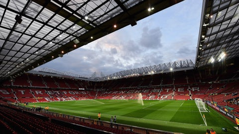 Manchester United's Old Trafford