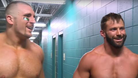 Tag team 5v5 - Team SmackDown: The Hype Bros