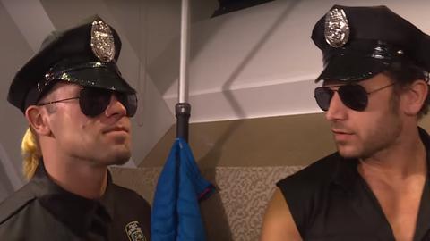 Tag team 5v5 - Team SmackDown: Breezango
