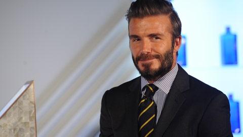 Recent Winners: 2015 - David Beckham