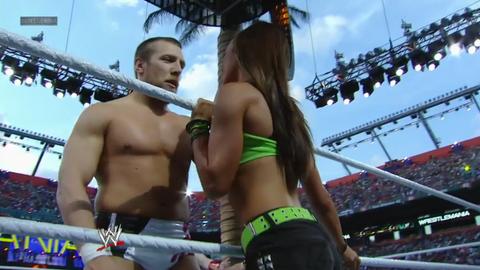 Opening match: Daniel Bryan vs. Sheamus for the World Heavyweight Championship