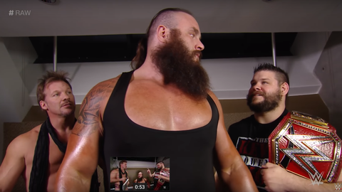FS: Does Strowman remind you of any of the monstrous WWE stars of the past?