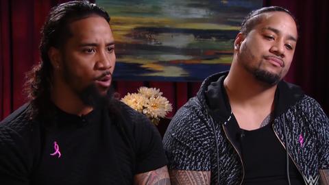 Tag team 5v5 - Team SmackDown: The Usos