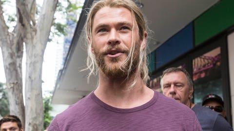 2014 - Chris Hemsworth