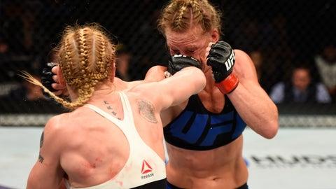 UFC Fight Night: Holm v Shevchenko