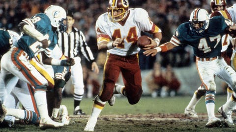 Washington Redskins: .571 (20-15)