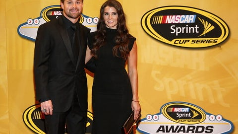 Any pressure to make your recent April's Fool joke about getting engaged to Danica a reality?
