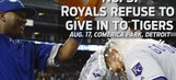 Royals spine-tingling moment No. 5: KC refuses to give in to Tigers