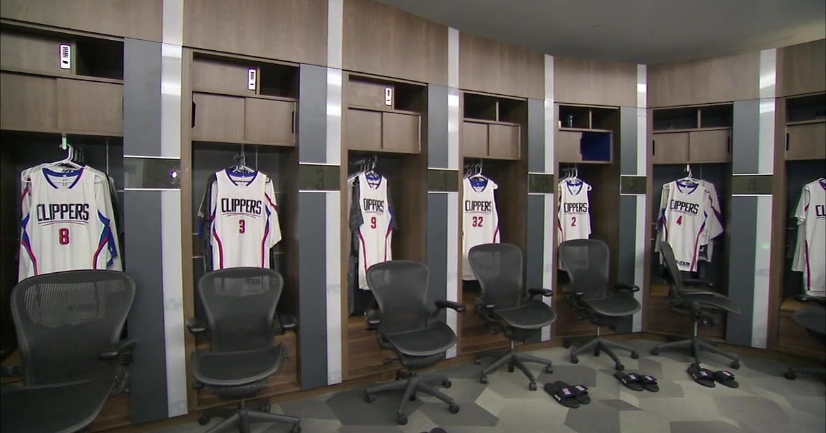 Clippers Weekly Tour The Clippers New Lockerroom Fox