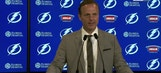Jon Cooper: No one deserved a goal more than Brayden Point