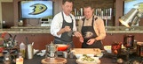 Ducks Weekly: Cooking with Chef Jo Jo Doyle of Honda Center
