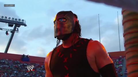 Match 2: Kane vs. Randy Orton