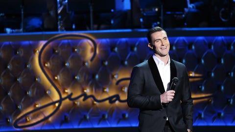 2013 - Adam Levine