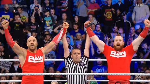 Who's next in line for the Raw tag team titles?
