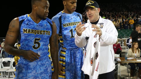 Marquette (2012 Carrier Classic)