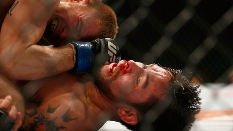 UFC Fight Night Las Vegas: Borg v Scoggins