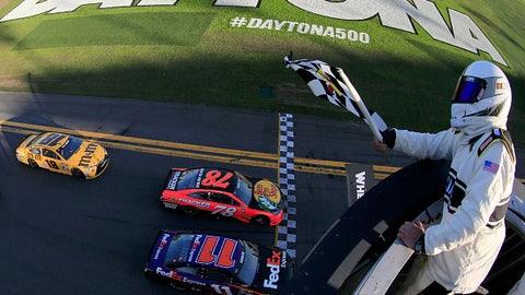 Closest Daytona 500 finish