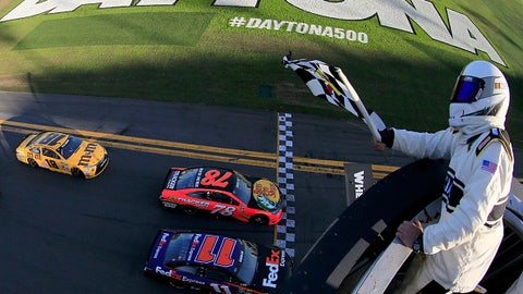Closest Daytona 500 finish