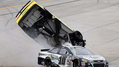 Did you learn anything during the recent Daytona tire test?