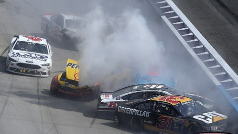 Trouble at Dover