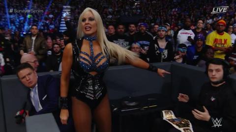 The Miz defeated Sami Zayn to retain the Intercontinental Championship