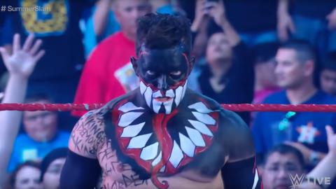 Demon Finn Balor's on the main roster