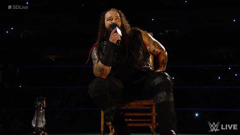 Men's 5v5 - Team SmackDown: Bray Wyatt