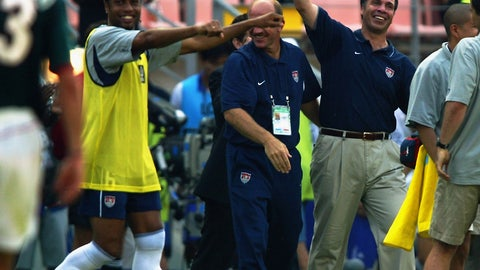June 2002 — Run to the World Cup quarters