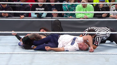 Is Shane McMahon OK?