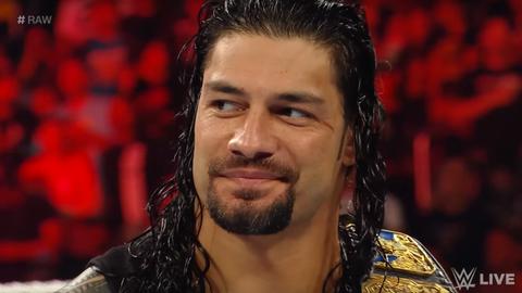 Men's 5v5 - Team Raw: Roman Reigns