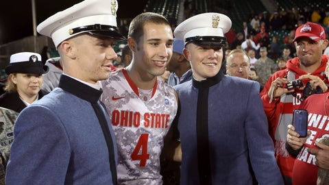 Ohio State (2012 Carrier Classic)