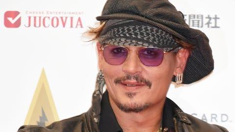 2009 - Johnny Depp