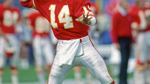 Chiefs: QB Todd Blackledge (No. 7, 1983)