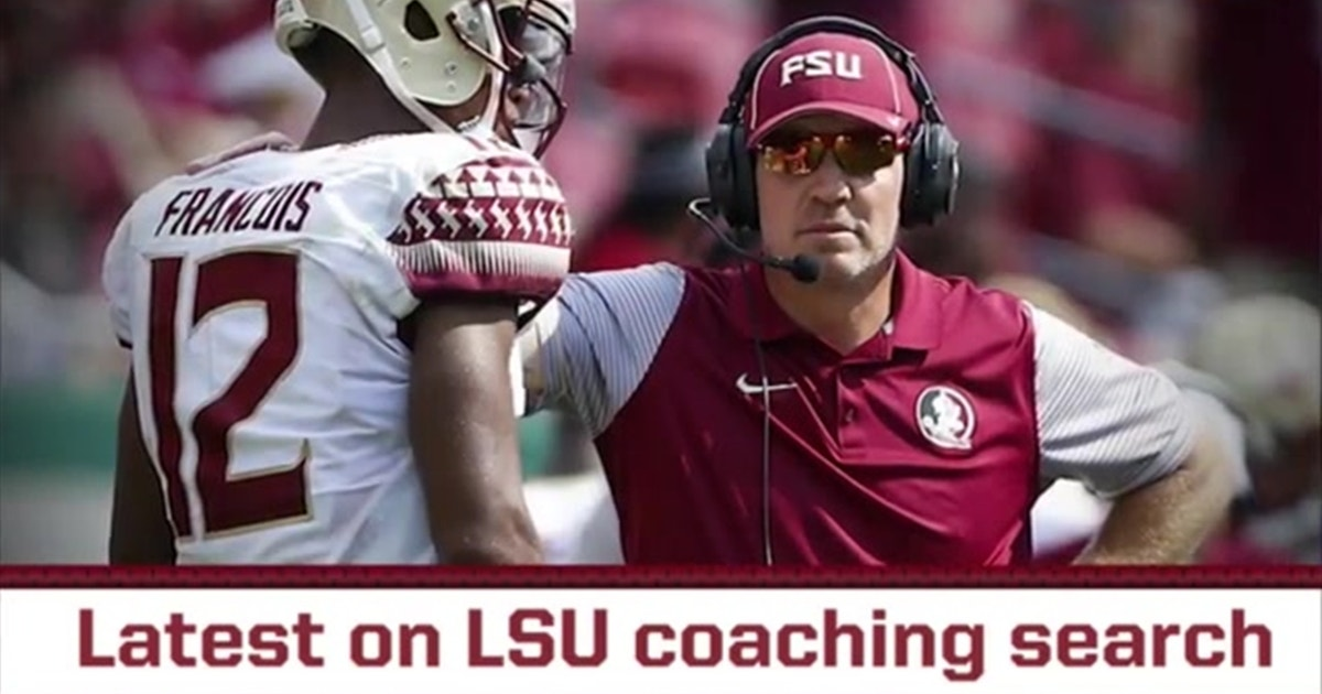 bd65fc2df The Leading Candidate to Replace Les Miles at LSU