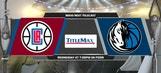 Mavs Live: Clippers come into Dallas