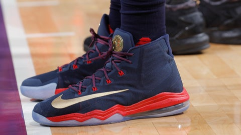 Anthony Davis - Nike Air Max Audacity 2016
