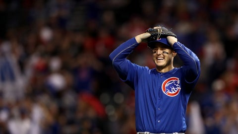 Anthony Rizzo - National League MVP