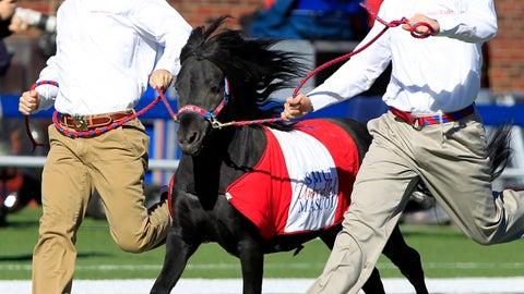 Peruna — SMU Mustangs