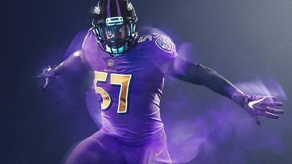low priced c4f7b 7d0ed Ranking the NFL's Color Rush uniforms, from No. 32 to No. 1 ...