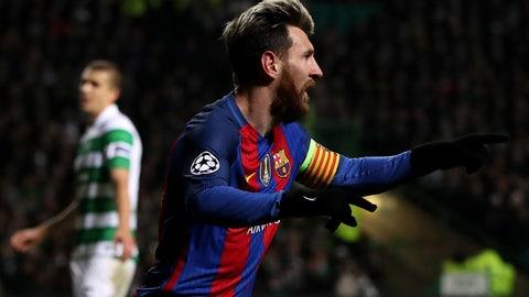 Barcelona, Group C winners