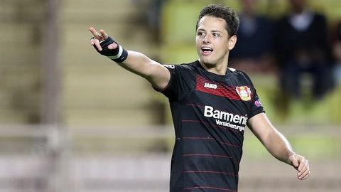 Bayer Leverkusen, Group E runners-up